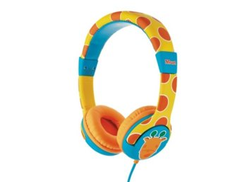 Trust UrbanRevolt Spila Kids Headphone - giraffe