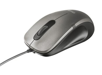 Trust Ivero Compact Mouse - black/grey