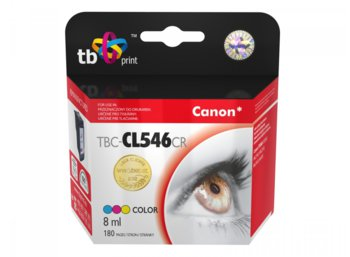 TB Print Tusz TB do Canon PIXMA iP2850/MG2950/2550/2450/MX495 TBC-CL546CR ref