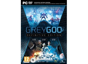 Techland Grey Goo Definitive Edition PC