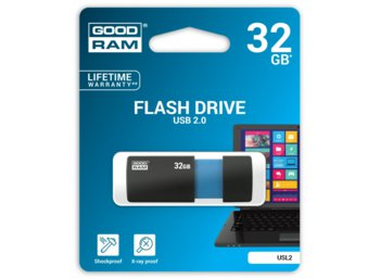 GOODRAM SL!de Black 32GB USB2.0
