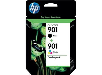 HP no 901 Combo Pack BLK+COL SD519AE