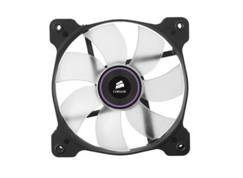 Corsair Fan SP120 LED Purple High Static Pressure Twin Pack