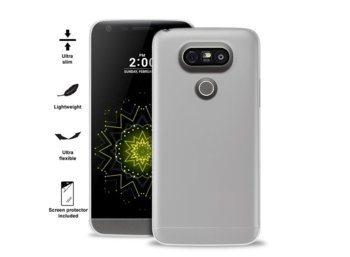PURO Ultra Slim 0.3 mm etui + folia LG G5