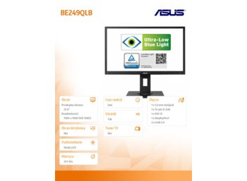 Asus 23,8' BE249QLB