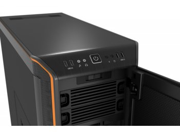 Be quiet! Dark Base 900 Orange  BG010