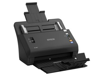 Epson WorkForce DS-860N A3, 600dpi, ADF, Lan
