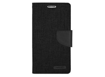 Mercury Etui CANVAS Xperia Z5 czarne, notes