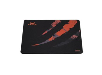 Asus Strix Glide Control Fabric Gaming Mouse Pad Black/Red