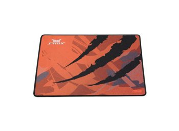 Asus Strix Glide Speed Fabric Gaming Mouse Pad Red/Black