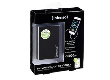 Intenso Powerbank ST10000 Czarny 10000mAh