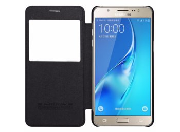 Nillkin Qin Galaxy J5 2016 Black