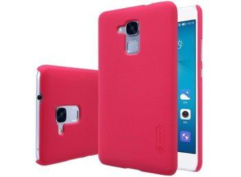 Nillkin Frosted Honor 7 Lite 5C Bright Red