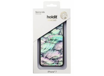 Holdit Selected case Norra Nas pearl iPhone 6 6s 7 green
