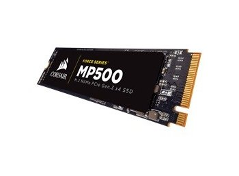 Corsair SSD 120GB MP500 Series 3000/2400 MB/s PCIe M.2