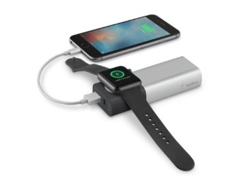 Belkin PowerPack 6700 Apple Watch + Micro USB