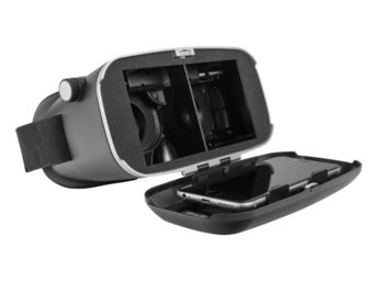 Trust Exos Plus Virtual Reality Glasses For Smartphone Okulary 3d