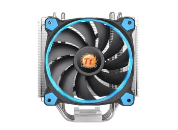 Thermaltake Riing Silent 12 Blue (120mm, TDP 150W)