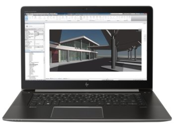 HP Inc. ZBook Studio G4 i7-7700HQ 512/16/15,6/W10P Y6K32EA