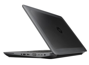 HP Inc. ZBook 17  G3 1RQ40ES