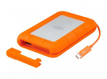 LaCie Rugged USB 3.1C 4 TB 2,5'' STFS4000800