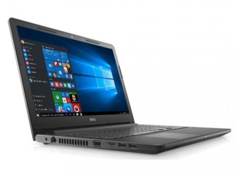 "Dell VOSTRO 3568 Win10Pro i5-7200U/1TB/4GB/DVDRW/HD620/15.6""HD/4 Cell/3Y NBD"