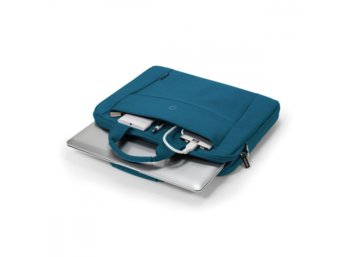 DICOTA Slim Case BASE 13-14.1 torba na notebook niebieska