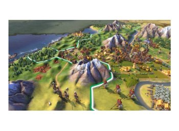 Cenega Gra PC Sid Meiers Civilization VI