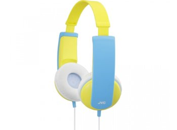 JVC HA-KD7 Yellow&Blue