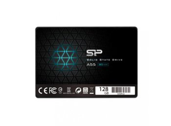 Silicon Power SSD A55 128GB SATA3 520/530MB/s