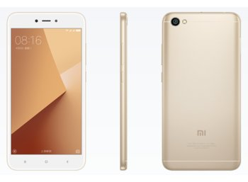 XIAOMI Redmi Note 5A Gold 2/16GB