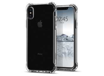 SPIGEN SGP  Rugged Crystal etui iPhone X
