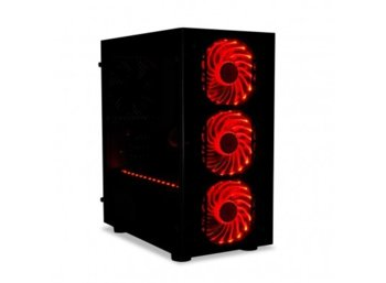iBOX Obudowa PASSION V4 Gaming
